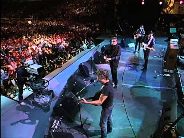 The Highwaymen - Highwayman (Live at Farm Aid 1993)