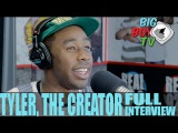 Tyler The Creator on Having A Son, Camp Flog Gnaw Carnival, And More! (Full Interview)  BigBoyTV