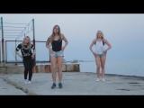 Съемки прошли на берегу моря! наша небольшая работа прекрасные девочки и наш любимый