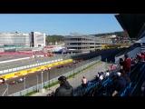 Старт GP3 Sochi 2015