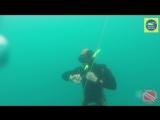 Фридайвинг в Черном море   Free diving in the Black Sea