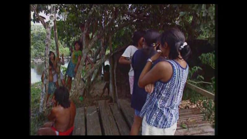 Амазония: приключения молодых морских репортёров / Amazonie: Les indiens Wayanas (1996) Франция Серия - 1