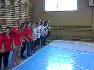 соревнование а ну ка девушки в перед в ПМГ чясть 1