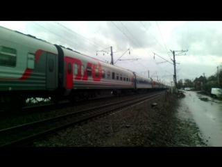 ЭП20-047 (ТЧЭ-6 Москва-Сортировочная-Рязанская, Мск.ЖД), платформа Аксай, 27 декабря 2015 года.