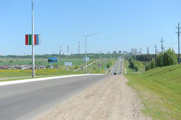 В Нижнекамске перекроют Соболековскую дорогу