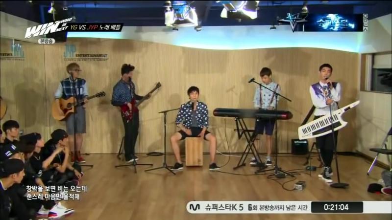 [PRE-DEBUT] DAY6 ( 5Live ) — YG VS JYP