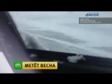 Свирепая зима вернулась: метели бушуют сразу в нескольких российских регионах