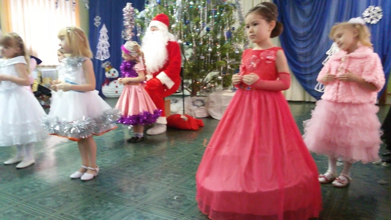 танец Кукол 2015 Самара