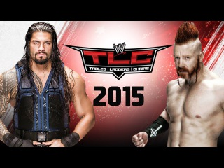 WWE TLC 2015 - Roman Reigns vs Sheamus | Promo - 13/12/15