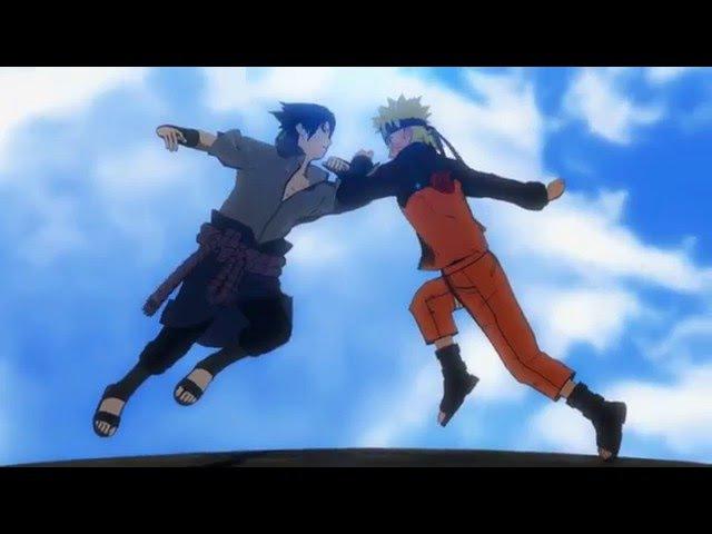 Naruto vs Sasuke - In The End AMV