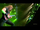 Megadeth HD Hangar 18 Live 2008 San Diego