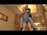 Molly Lift and Carry WIth Sean Piggyback