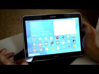 Обзор планшета Samsung Galaxy Tab 4 T531