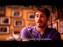 Interview Iker Casillas, Real Madrid (Life in gloves) Вся жизнь в перчатках