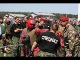 Армейский рукопашный бой СПЕЦНАЗ ГРУ vs КРАПОВЫЕ БЕРЕТЫ