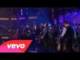David Gray - Sail Away (Live On Letterman)