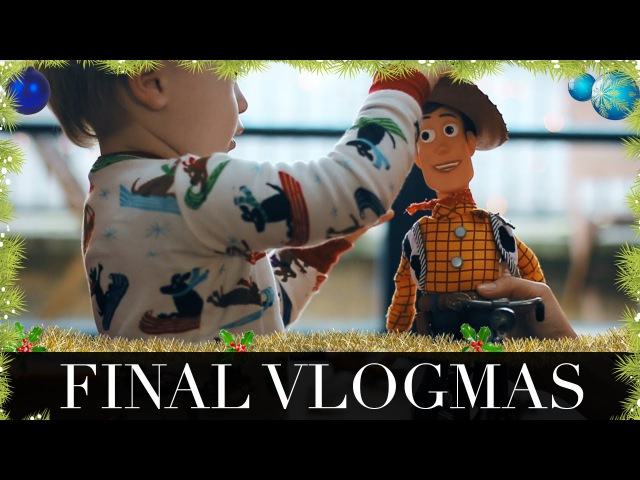 CHRISTMAS SPECAIL | VLOGMAS FINAL DAYS | THE MICHALAKS