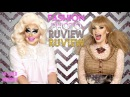 Trixie Katya's Fashion Photo RuView, RuView of Raja Raven