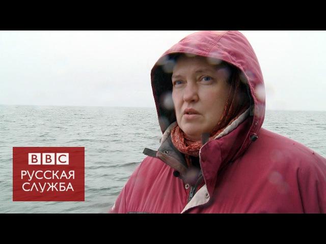 Валаам как монастырь выселяет местных жителей с острова - BBC Russian