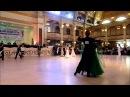 Blackpool 2014 - Women Ballroom A Class Semi Final - European Championchips - Same- Sex Dance