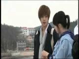 Making Boys over Flower Kim Hyun Joong and Goo Hye Sun cut 4