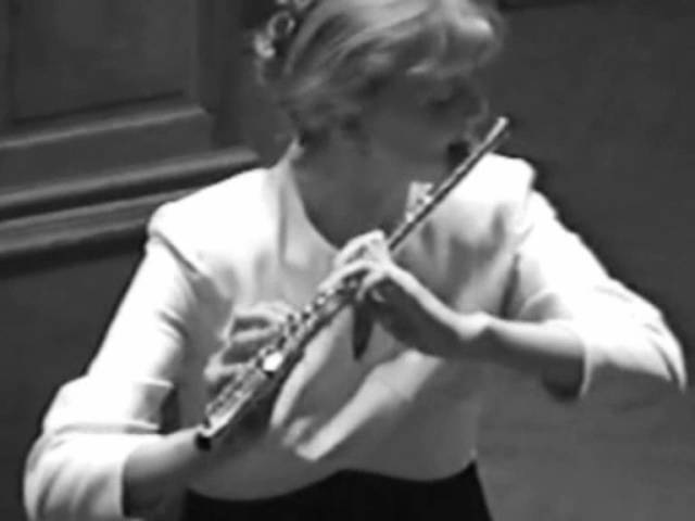 Rachmaninov - Vocalise for flute and organ.wmv