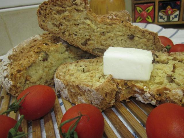 Рецепт-Ирландский содовый хлеб