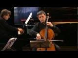 Франц Шуберт, Трио op. 100, Фестиваль Вербье 2007 год