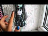 Видео - обзор на Френки Штейн - Она Живая (1 кукла в моей коллекции)