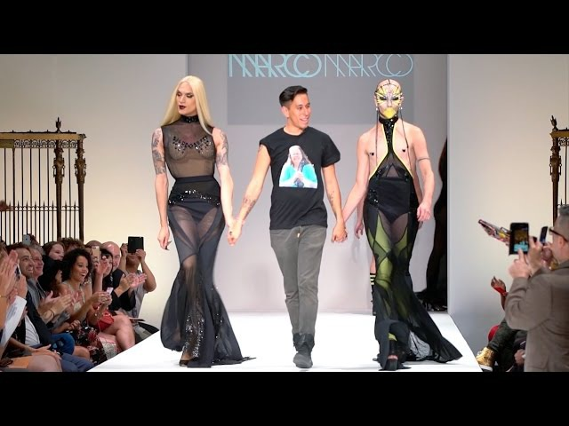 MarcoMarcoShow - Collection Four Pt 1 at NY Style Fashion Week at Gotham Hall