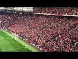 David De Gea welcome back from Old Trafford vs Liverpool 12/09/15 Fan Reaction #DaveStays