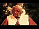 Кришнамурти Джидду о компьютеризации и генной инженерии 1986 г Индия