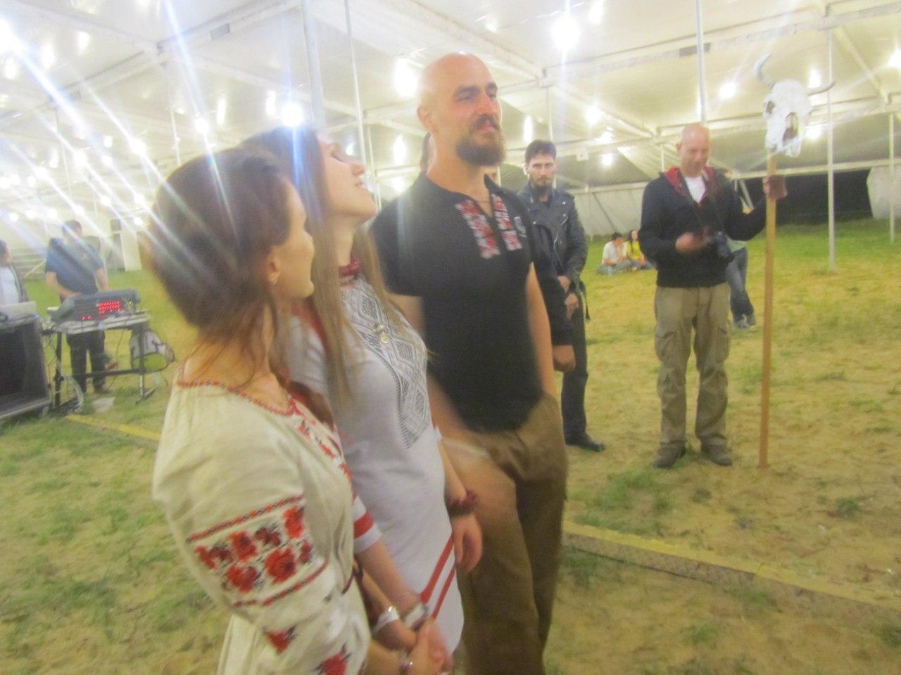 Свентояр на Vagants Fest - самоотчет