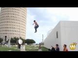 Сумашедшие трюки людей. Потрясающее видео!!!