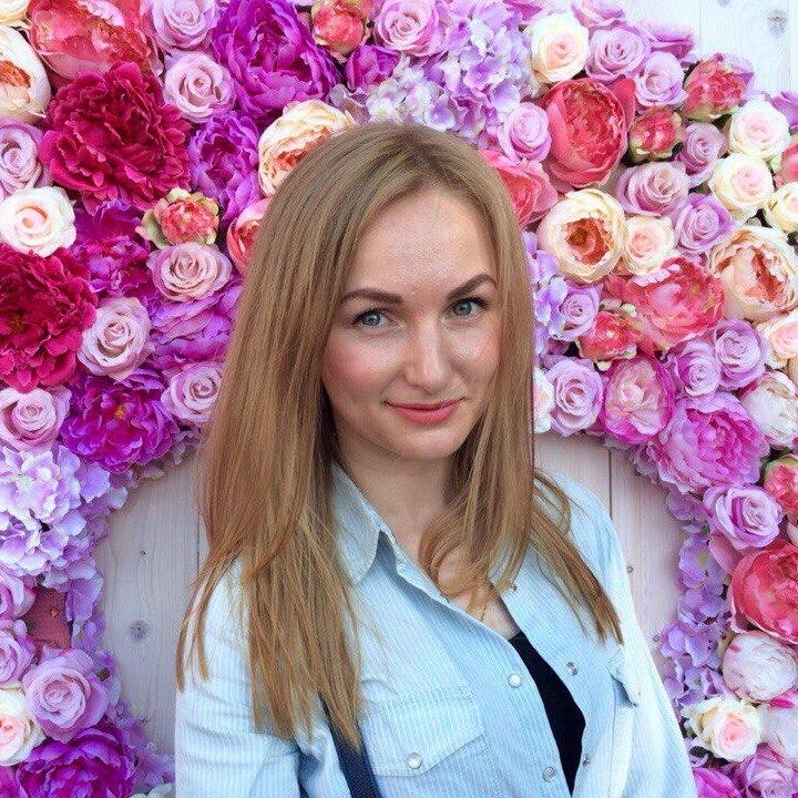 Алёна Андреева   Санкт-Петербург
