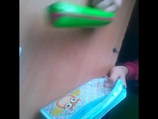 Пенал Свинка Пепа в школе