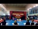 Тима и Ксюша открытие сезона 2015-2016 В-класс мальчики и девочки 11.10.2015