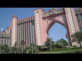 Дубай. Остров Палм-Джумейра, отель Атлантис.