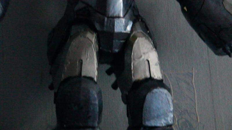 вот он рабочий светильник на комп.стол=) «железный человек»