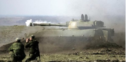 ВСУ применили артиллерию в ответ на попытки захвата боевиками украинских территорий, - пресс-центр АТО - Цензор.НЕТ 6480