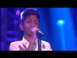 Abhinav -  Listen To Your Heart  | Голос Дети:Германия | The Voice Kids of Germany 19.2.2016