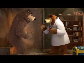 Маша и Медведь Серия 48 - Пещерный медведь