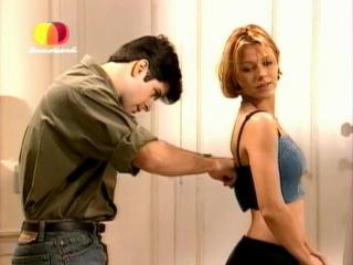 94  Murilo Benício Carolina Dieckmann (Во имя любви Por Amor 1997  94 серия)