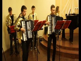 Полкис - финская народная мелодия в обработке Владимира Ушакова