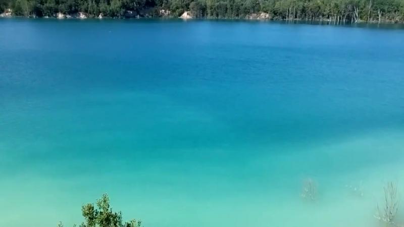 Загублений рай - Черепашинський карєр