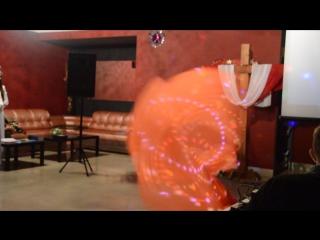 Алина Ахметьянова танец на Рождество