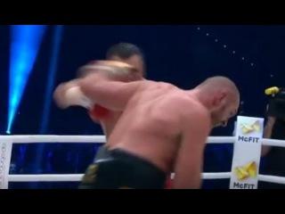 Кличко - Фьюри. Бокс 2015 (12-й раунд)