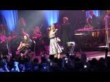 Louna с симфоническим оркестром Глобалис - Люди смотрят вверх 19.11.2015 Крокус Сити Холл