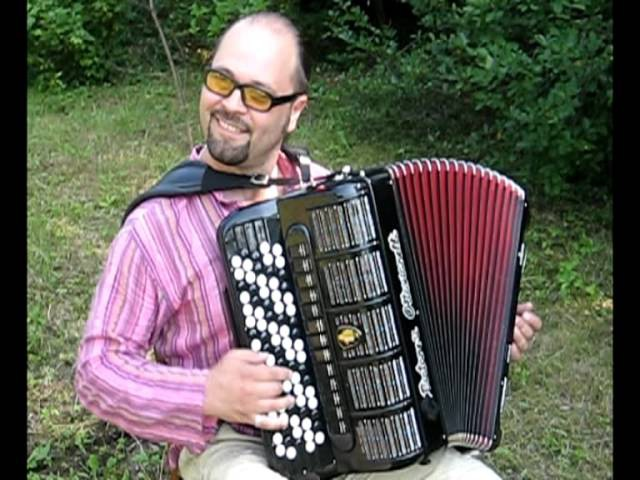 Balkan music-Andrey Sapkevich (accordion)