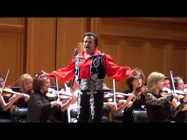 Kalman Shandors song Петр Борисенко
